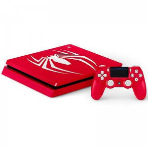 Playstation 4 SlimSpider-Man Limited Edition 1TB - R2 - CUH-2216B