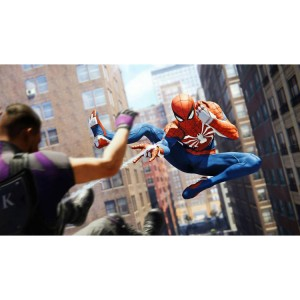 Spider Man Game Of The Year Edition- PS4  کارکرده