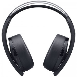 PlayStation Gold Wireless Headset - White