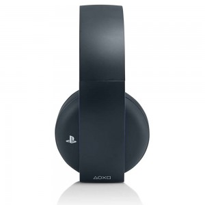 PlayStation Gold Wireless Headset New