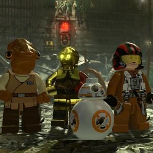 LEGO Ninjago Movie Game - PS4 کارکرده