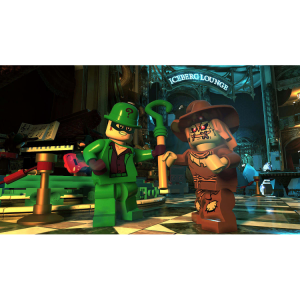 Lego Marvel Super Heroes - PS4 کارکرده