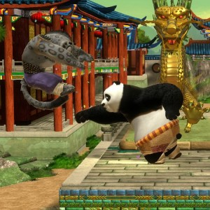 Kung Fu Panda: Showdown Of Legendary  - PS4 کارکرده