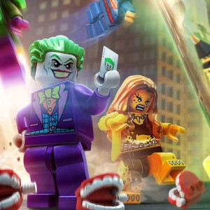Lego Batman 3 : Beyond Gotham - PS4 کارکرده