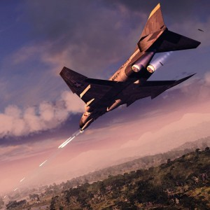 Ace Combat 7: Skies Unknown - PS4 کارکرده