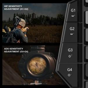HORI TAC Pro Type M2 - PS4 Controller