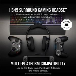 Corsair Void RGB Elite Wireless Headset - PS4-PC