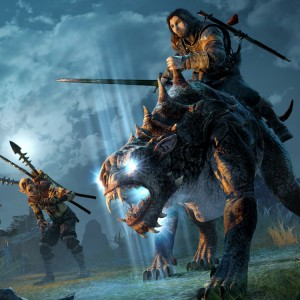Middle-Earth: Shadow Of War - PS4 کارکرده