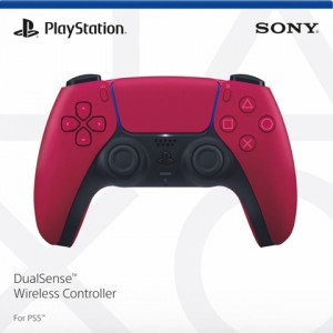 DualSense Wireless Controller - Cosmic Red
