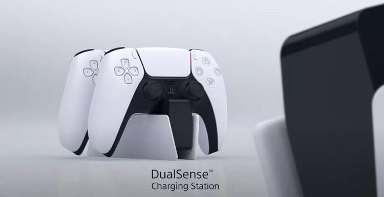 پایه شارژر دوال سنس PS5
