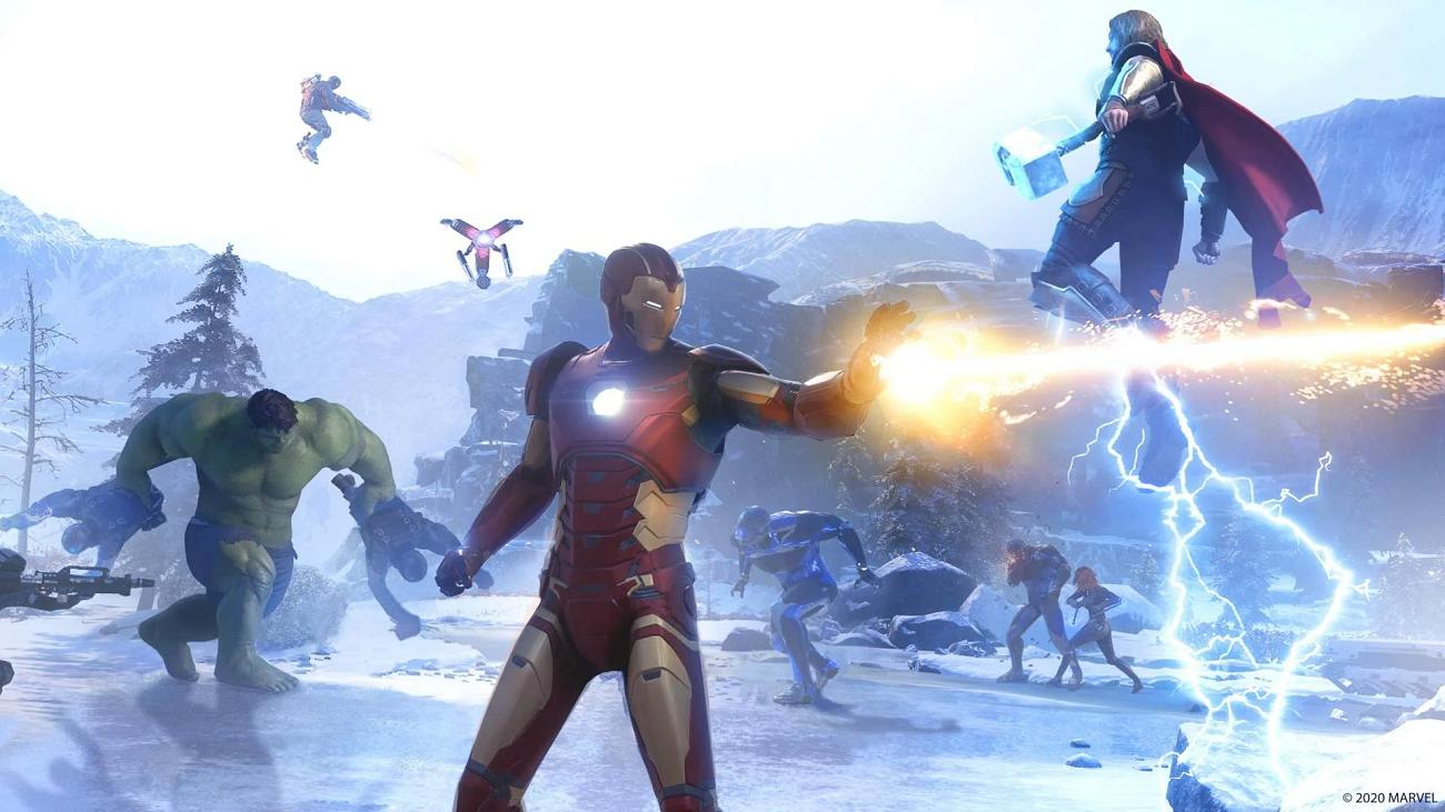 Avengers - PS5