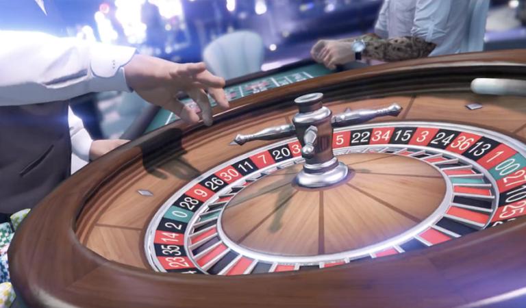 جوایز اسرارآمیز در GTA Online Casino