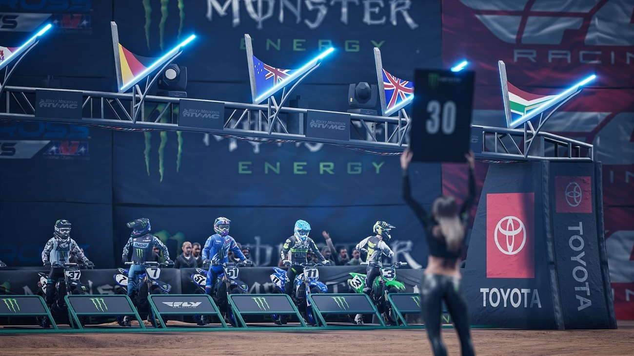 Monster Energy Supercross 4: The Official Video Game