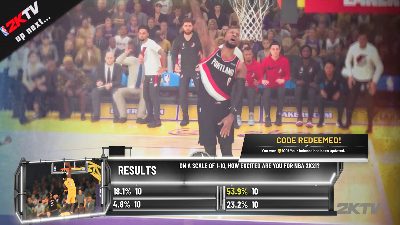 چگونگی به دست آوردن VC در بازی NBA 2K21
