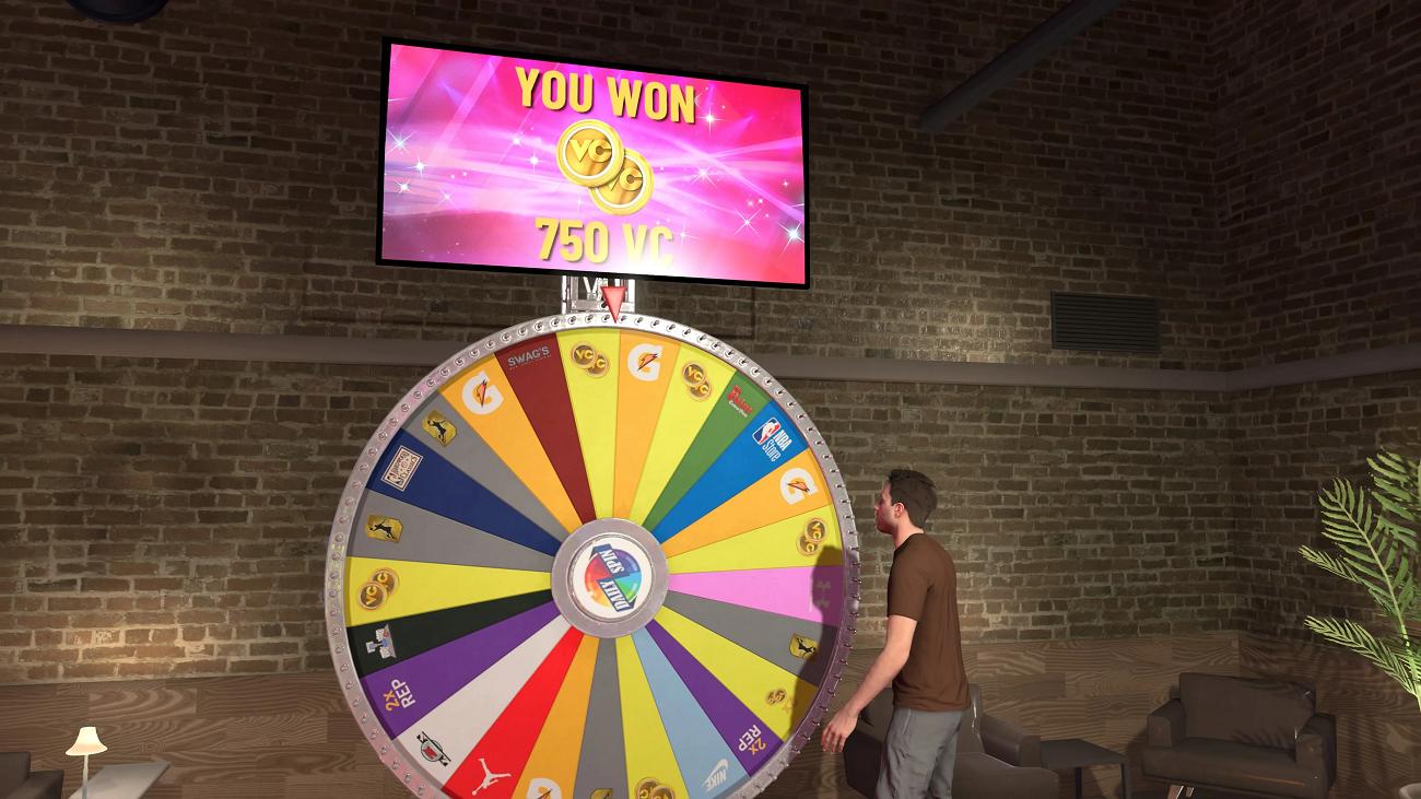روش به دست آوردن VC در بازی NBA 2K21