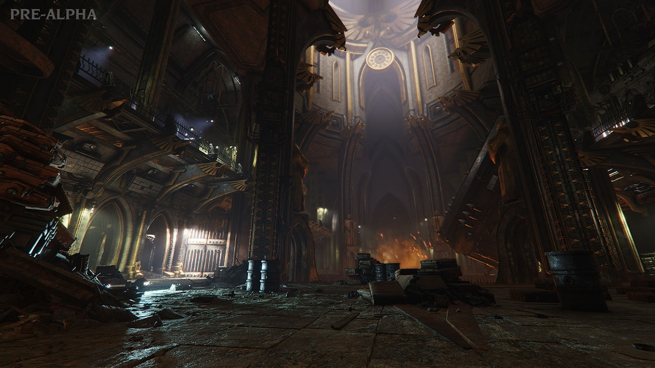 Warhammer 40،000: Darktide
