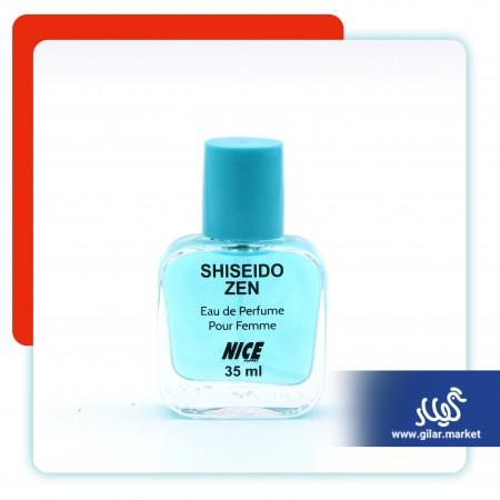 عطرجیبی nice مدل SHISEIDO ZEN