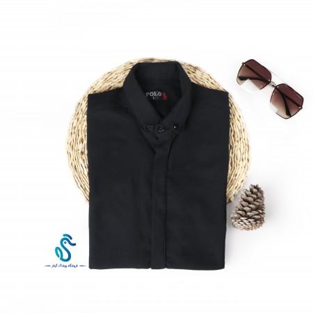 پیراهن  مردانه استین کوتاه ساده