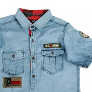 پیراهن جین فشن کد5