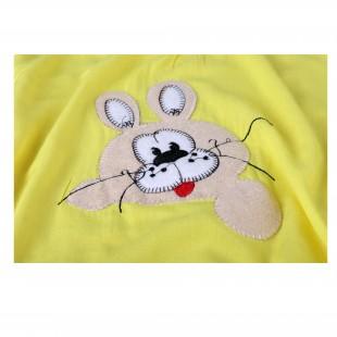 تیشرت نخی خرگوش