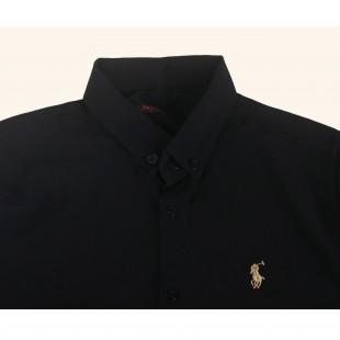 پیراهن مردانه استین کوتاه طرحPolo