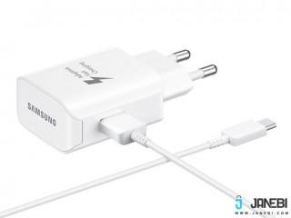 شارژر سریع اصلی سامسونگ Samsung Travel Adapter EP-TA300