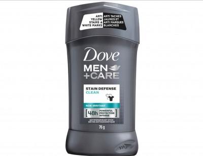 مام ضد تعریق ضد عفونی کننده داو مدل 76 گرمی  stain defense clean