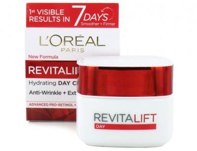 کرم روز ضد چروک رویتالیفت پرو رتینول اورال Revitalift Anti-Wrinkle + Extra Firming Hydrating