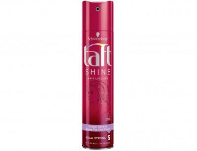 اسپری نگهدارنده حالت مو تافت مدل Shine Hair Lacquer حجم 250 میلی لیتر