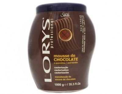 ماسک مو لوریس Lorys مدل Chocolate
