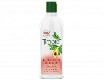 شامپو موهای خشک آوواکادو تیموتی Timotei - Nutrition Intense حجم 300 میلی لیتر