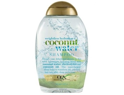شامپو بدون سولفات Coconut Water او جی ایکس حجم 385 میل