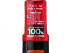 شامپو سر و بدن لورآل من اکسپرت مدل Stress Resist 300ml