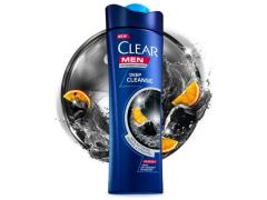 شامپو ضد شوره و پاک کننده جدید آقایان کلیر مدل Clear Deep Cleanse حجم 315 میلی لیتر