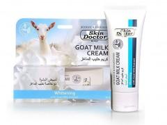 کرم روشن کننده و ترمیم کننده شیر بز اسکین دکتر