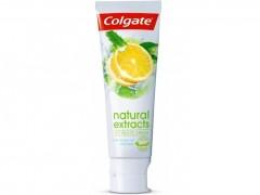 خمیردندان لیمو و آلوئه ورا کلگیت Colgate Natural Extracts حجم 75 میل