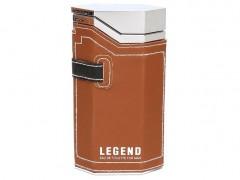 ادکلن امپر لجند قهوه ای Legend حجم 100 میلی لیتر مردانه (اصل)
