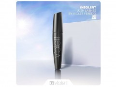 ریمل حجم دهنده مژه ویولت مدل insolent lash lashes (اصل)