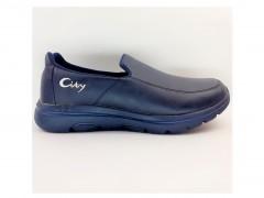 کفش راحتی مردانه اسکای سیتی چرمی