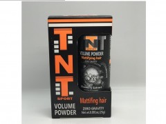 پودر حالت و حجم دهنده مو اسپرت تی ان تی حجم 25 گرم - TNT Sport