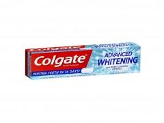 خمیر دندان کلگیت Advanced White حجم 100 میلی لیتر