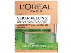 اسکراب شکر و کیوی لورآل مدل پاک کننده نقطه های سرسیاه پوست