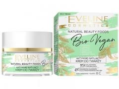 کرم مغذی و مات کننده اولاین Eveline Bio Vegan Mattifying حجم 50 میلی لیتر