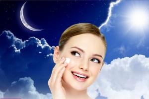 راه های مراقبت از پوست در شب