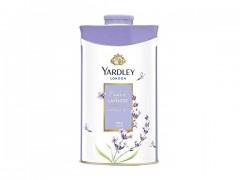 پودر خوشبوکننده بدن یاردلی رایحه لاوندر انگلیسی Yardley English Lavender وزن 250 گرم