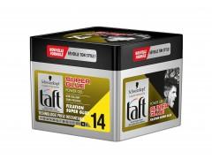 ژل حالت دهنده موی تافت Taft Super Glue 14 حجم 250 میلی لیتر