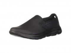 کفش مردانه راحتی اسکچرز مدل  SKECHERS-55513-BBK- GOWALK 5 - CONVINCED چرمی