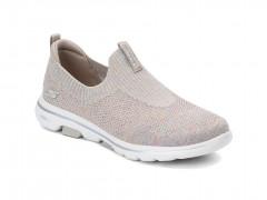 کفش راحتی زنانه اسکیچرز مدل GOwalk 5 - Sparkly Slip-On