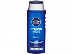 شامپو تقویت کننده موی سر آقایان نیوآ مدل Strong Power حجم 400 میلی لیتر