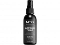 اسپری فیکساتور نیکس مدل NYX Matte Finish Long Lasting Setting مات کننده